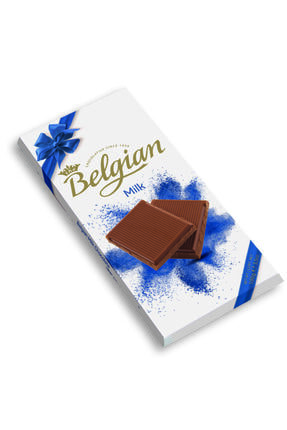 IKEA Sütlü Belçika Çikolatası 100g 0