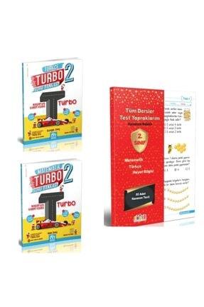 Model Yayınları 2.sınıf Turbo Türkçe Matematik Soru Bankası Ve Key Tüm Dersler Yaprak Test 0