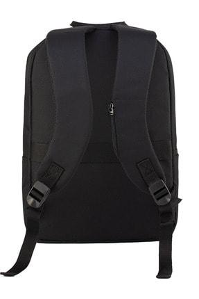 """Beutel 15.6"""" Laptop Notebook Bilgisayar Sırt Çantası - S480 Siyah 2"""