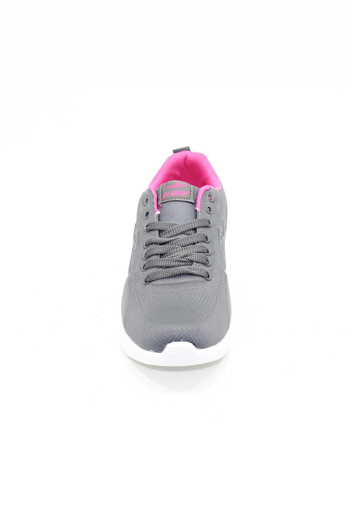 Jump Gri Spor Ayakkabı