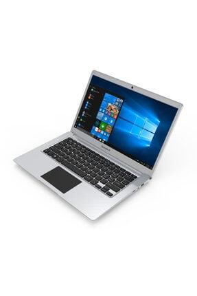 """Hometech Alfa 450C Intel Celeron N3350 4GB 128GB SSD 14"""" Windows 10 Home Dizüstü Bilgisayar 2"""