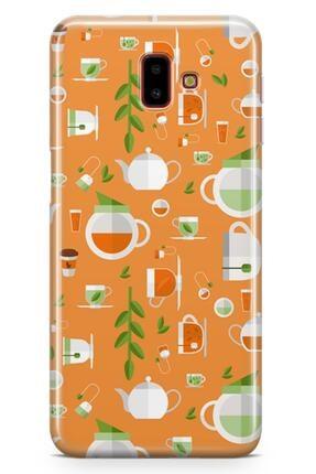Melefoni Samsung Galaxy J6 Plus Kılıf Tea Time Serisi Lola 0