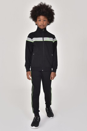 bilcee Siyah Erkek Çocuk Pantolon GS-8189 1