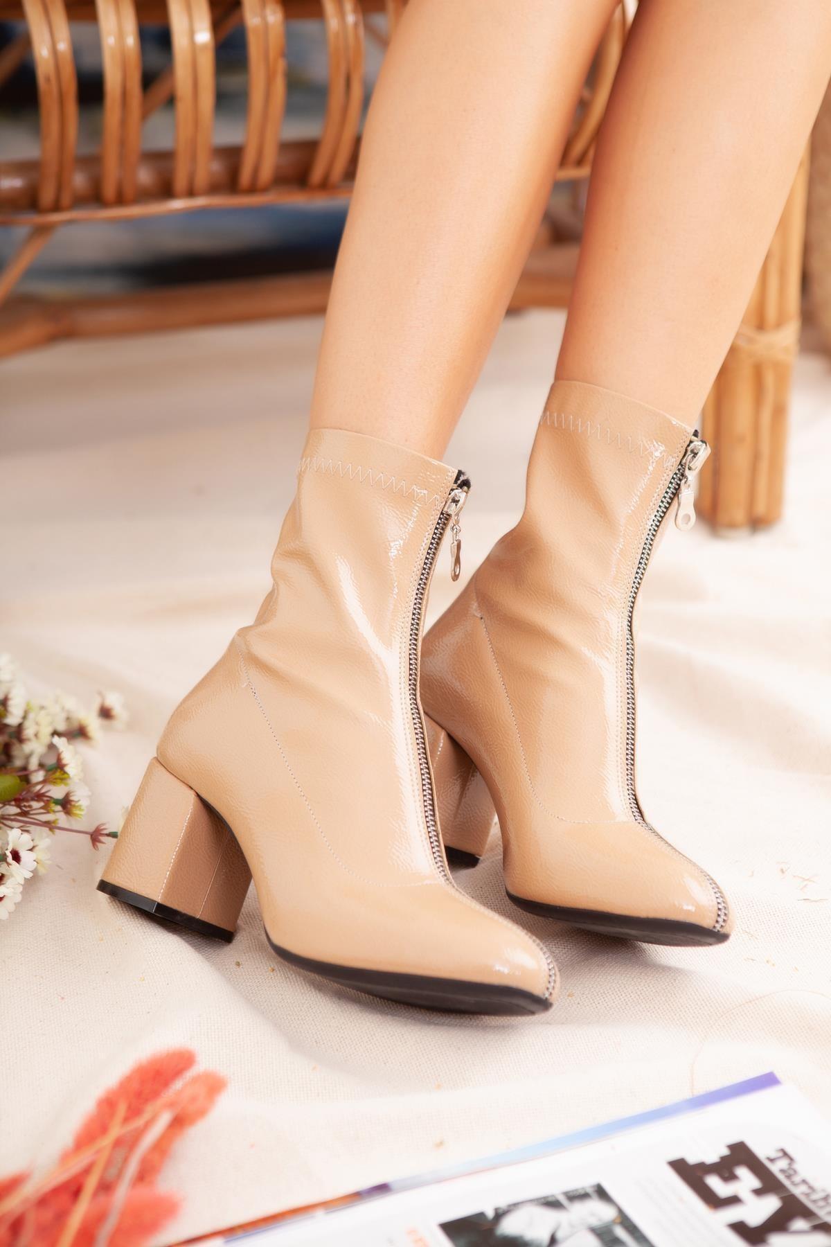 Jilberto Limoya Kadın Ayakkabı