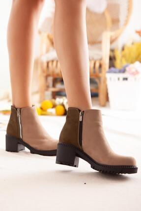Limoya Kadın Vizon Ayakkabı 4