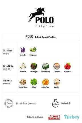 Polo55 Polofpm001 Kırmızı Erkek Parfüm 1