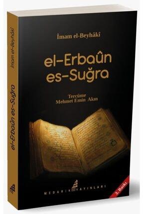 Medarik Yayınları El-erbaun Es-suğra 0