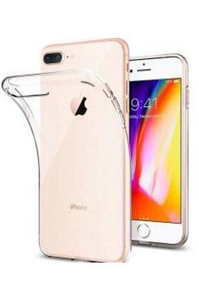 M90 Iphone 8 Plus Ekran Koruyucu Kırılmaz Cam + Şeffaf Kılıf Hediyeli 1
