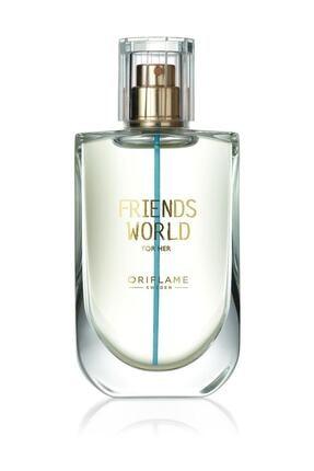 Oriflame Friends World For Her Edt 50 Ml Kadın Parfümü 5069952265534 0