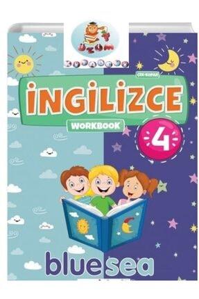Mavi Deniz Yayınları 4. Sınıf Ingilizce Workbook 0