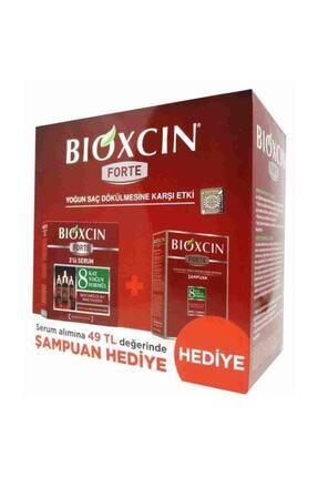 Bioxcin Forte Serum 3x30 Mm & Forte Şampuan Set 8680512627685 0