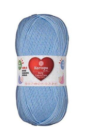 Kartopu Baby Love&care K544 Bebe Mavi 0