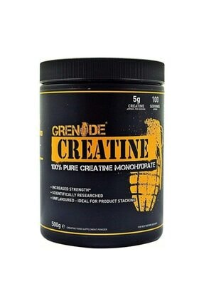 Grenade Creatine 500 Gr 1