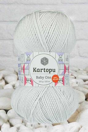Kartopu Baby One K992 Alaska Gri 0