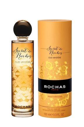 Rochas Secret De Oud Mystere Edp 100 ml Kadın Parfümü 737052895086 0