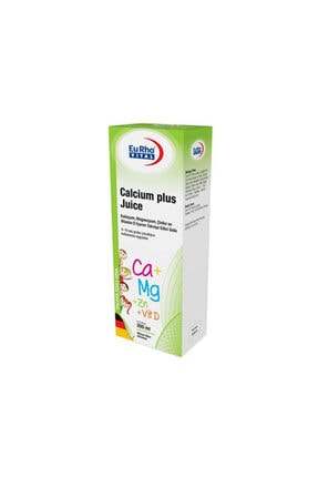 Eurho Vital Calcium Plus Juice 200 ml 0