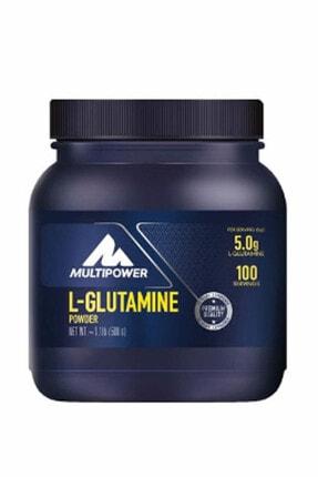 Multipower L-glutamine 0