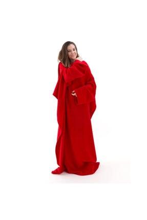 Hediyesepeti Giyilebilir Kollu Polar Battaniye 3