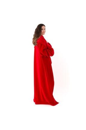 Hediyesepeti Giyilebilir Kollu Polar Battaniye 4