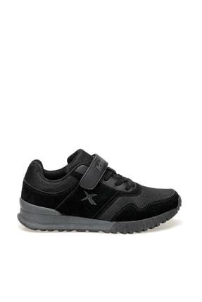 Kinetix HUBER J 9PR Siyah Erkek Çocuk Sneaker Ayakkabı 100425689 1
