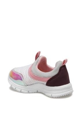 Icool SELLY Beyaz Kız Çocuk Slip On Ayakkabı 100515456 2