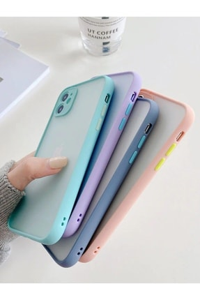 mooodcase Iphone 11 Uyumlu Su Yeşili Kamera Lens Korumalı Lavender Desenli Lüx Telefon Kılıfı 1