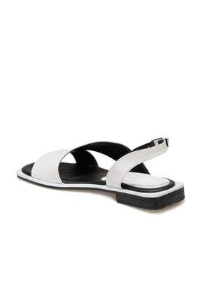 Butigo TERRY 1FX Beyaz Kadın Sandalet 101045571 2