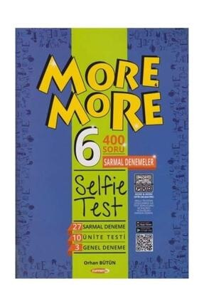 Kurmay Elt Yayınları More And More English Selfie Test 6 0