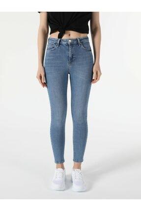 Colin's Kadın  Super Slim Fit Yüksek Bel 76 Diana Jean Pantolon 3