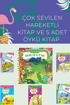 İş Bankası Kültür Yayınları En Çok Sevilen Hareketli Kitap Ve Öyküler Avantajlı Set 0