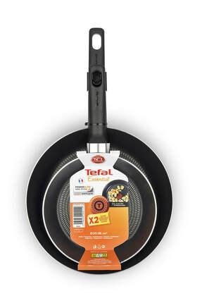 TEFAL Essentials Tava Seti:20/26 Cm 0
