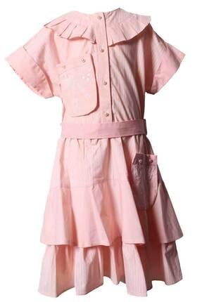 تصویر از Askr Kız Çocuk Elbise 3082