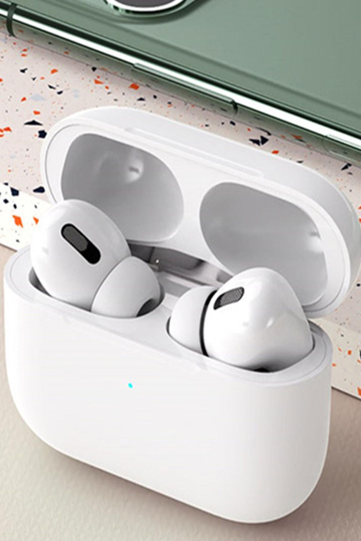 Airpods Pro 2. Nesil Tws Bt 5.0 Ios Android Uyumlu Beyaz Bluetooth Kulaklık