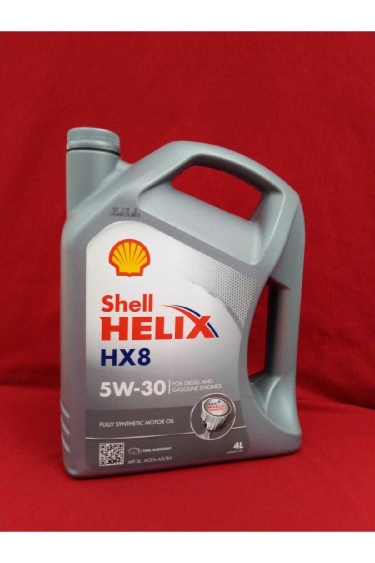 Helix Hx8 5w-30 4 Litre Motor Yağı