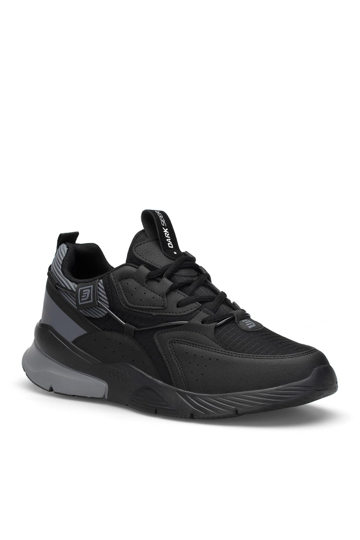 Siyah Füme Erkek Sneaker