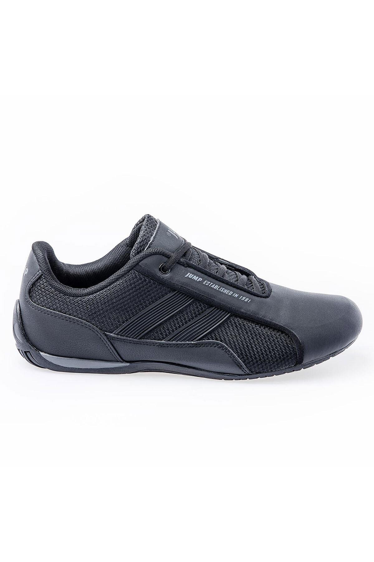 24860 Günlük Erkek Spor Ayakkabı - Siyah - 45