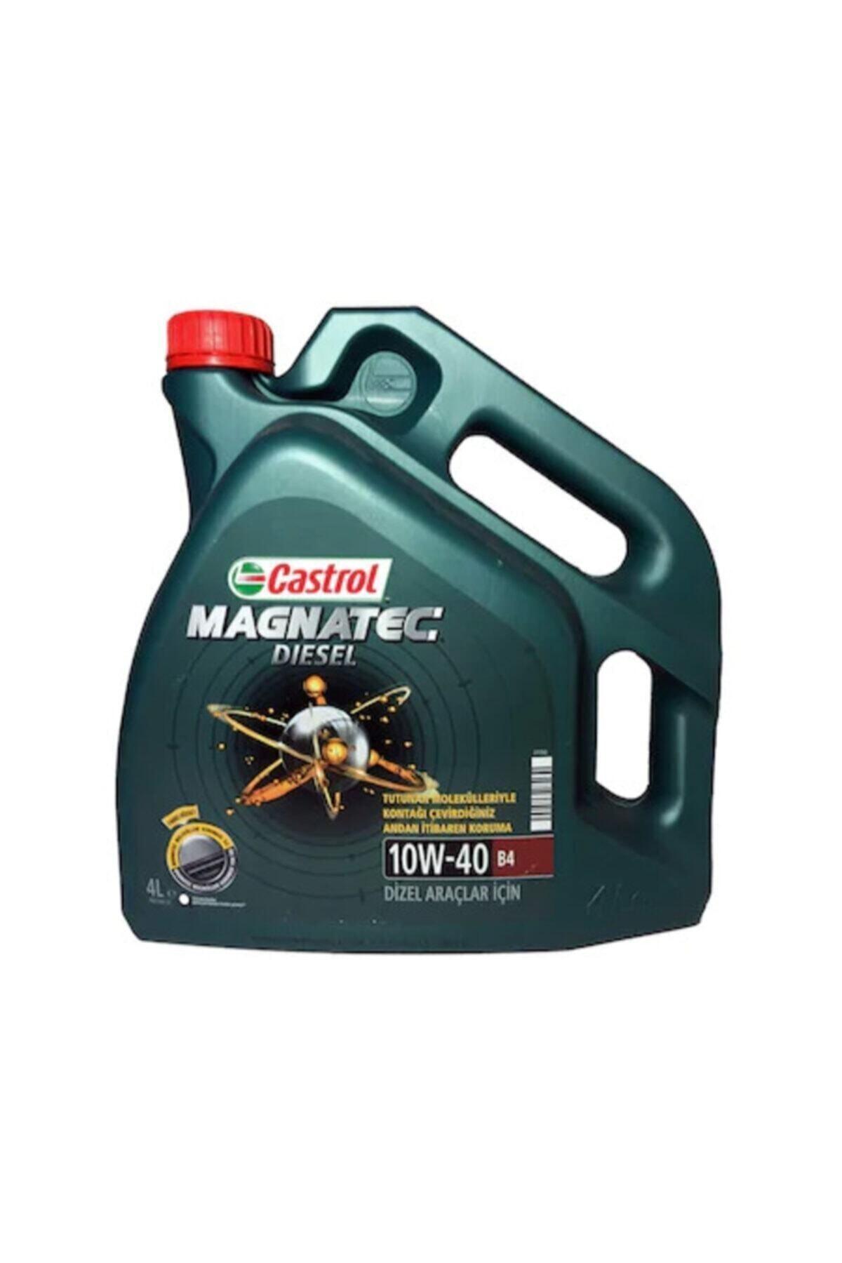 Magnatec 10w-40 652002 Motor Yağı 4 Lt ( Dizel ) 2021
