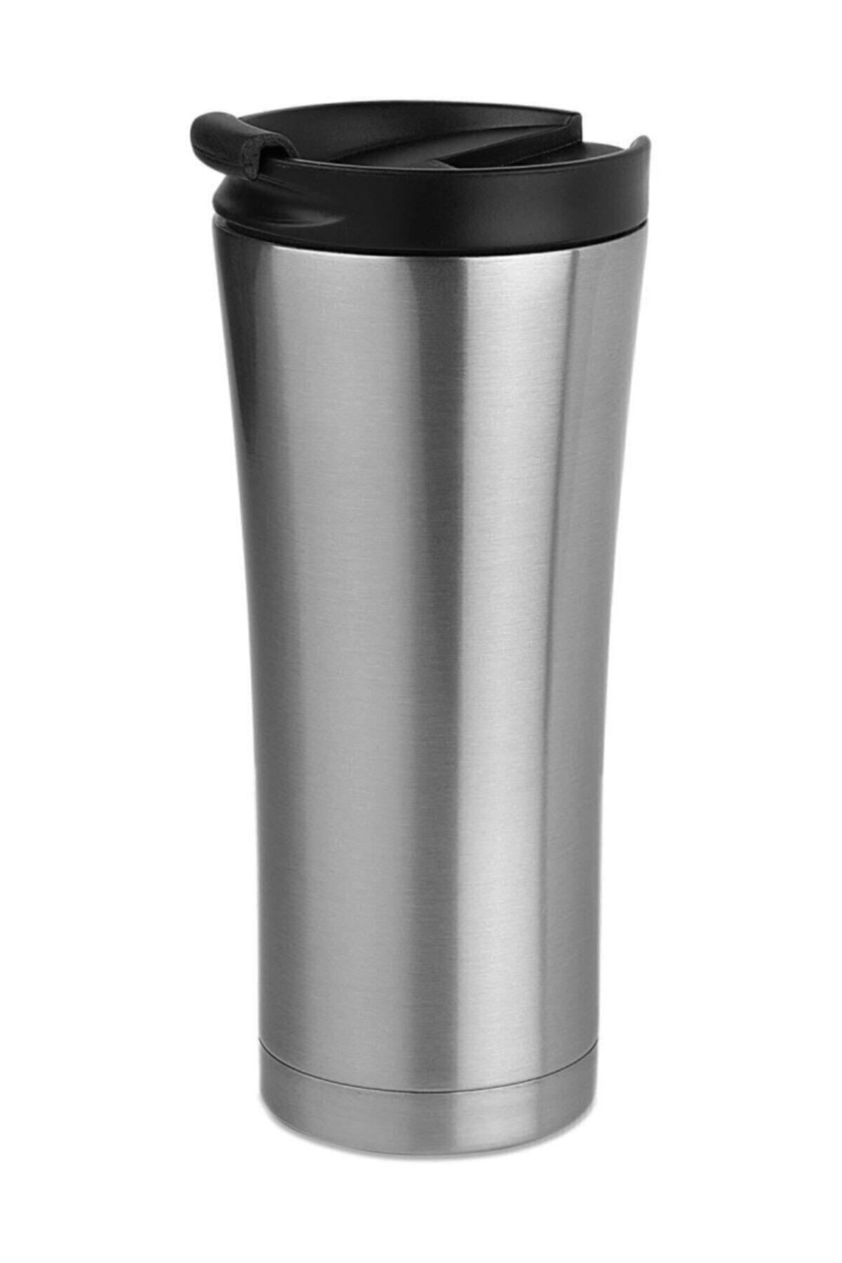 Gri Termos Bardak 500 ml
