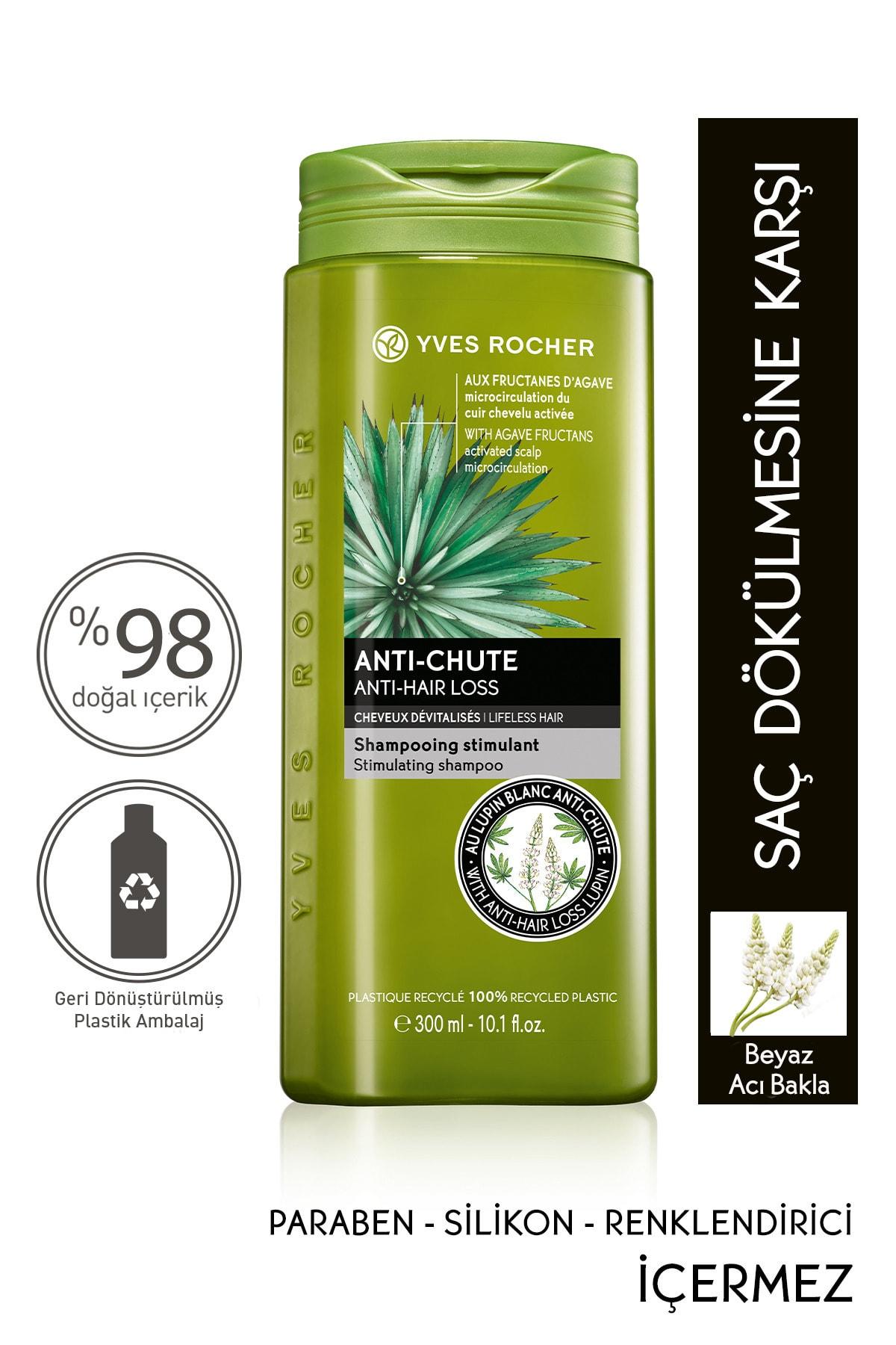 Saç Oluşumunu Destekleyen ve Dökülmeyi Engelleyen Şampuan - 300 ml