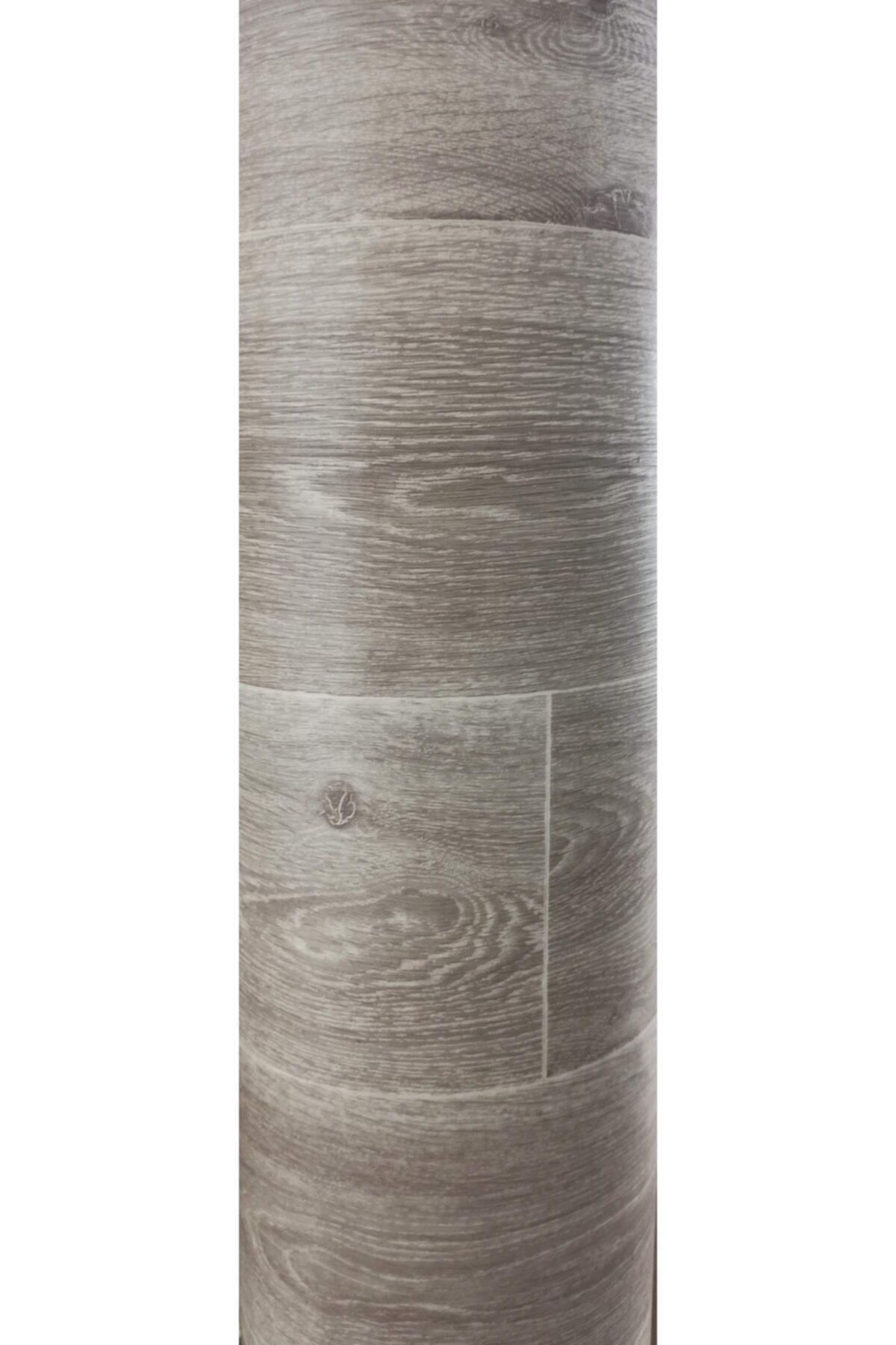 Pvc Yerkaplamasıi, Mineflö, Pvc Zemin Döşeme 2,5mm Kalınlık 100 X 200 Cm (GRİ)