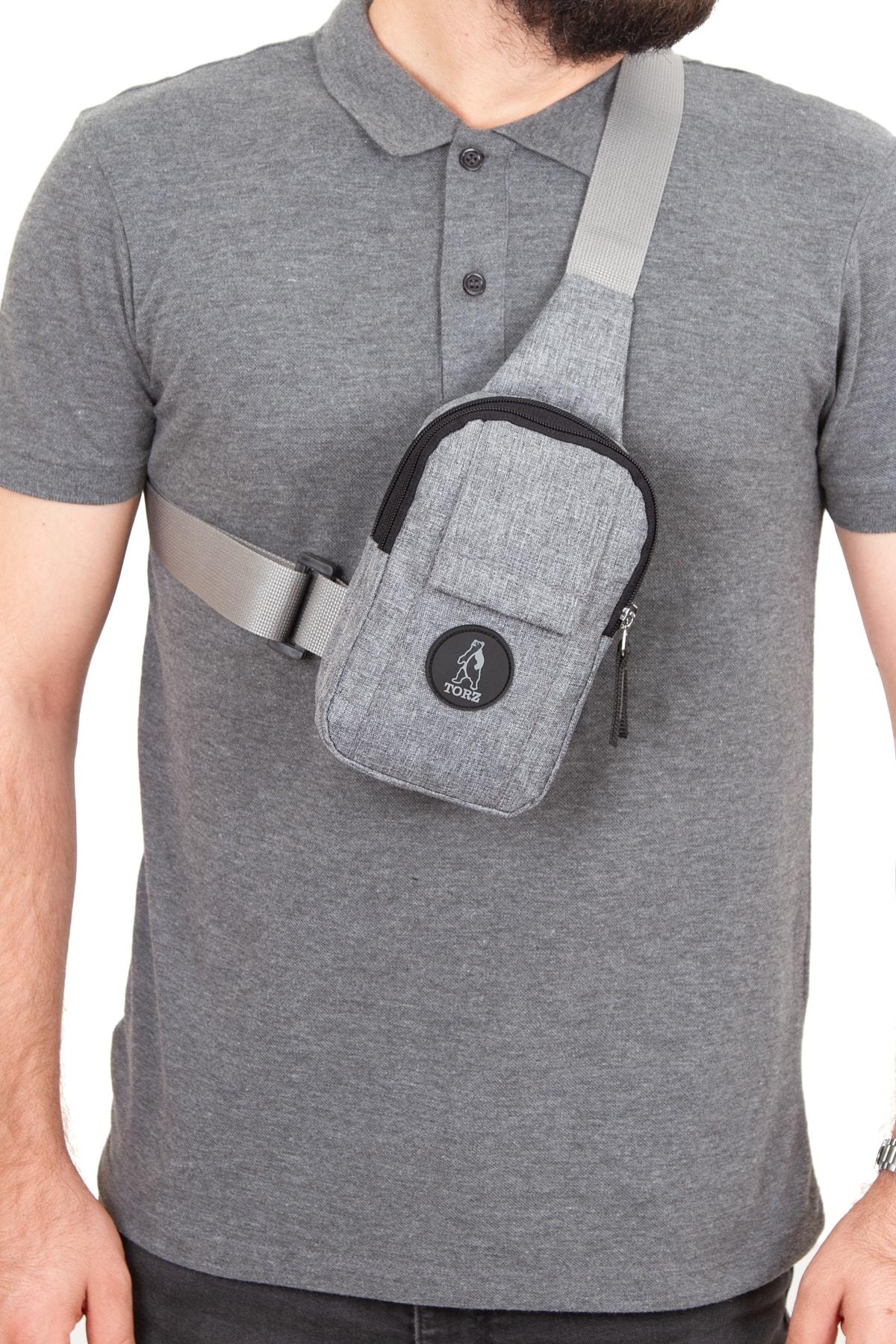 Çarpraz Tek Kol Telefon Çantası Günlük Mini Göğüs Çanta