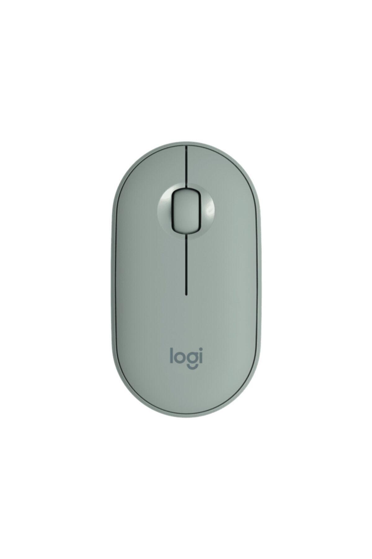 Pebble M350 1000dpı Kablosuz Okaliptus Mouse