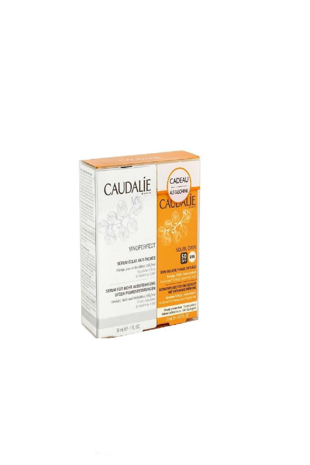 Vinoperfect Radiance Serum 30 ml & Cremem Solaire SPF50 25 ml 3522930023296