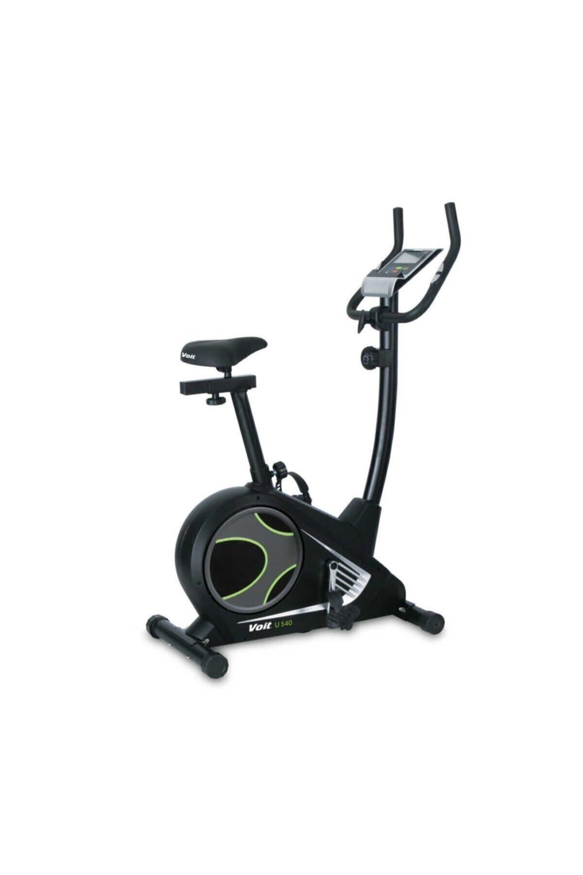 U540 Black Collection Dikey Kondisyon Bisikleti