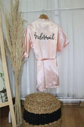 Nedime Sabahlığı ,bridesmaid Sabahlık ,saten Sabahlık glf481526