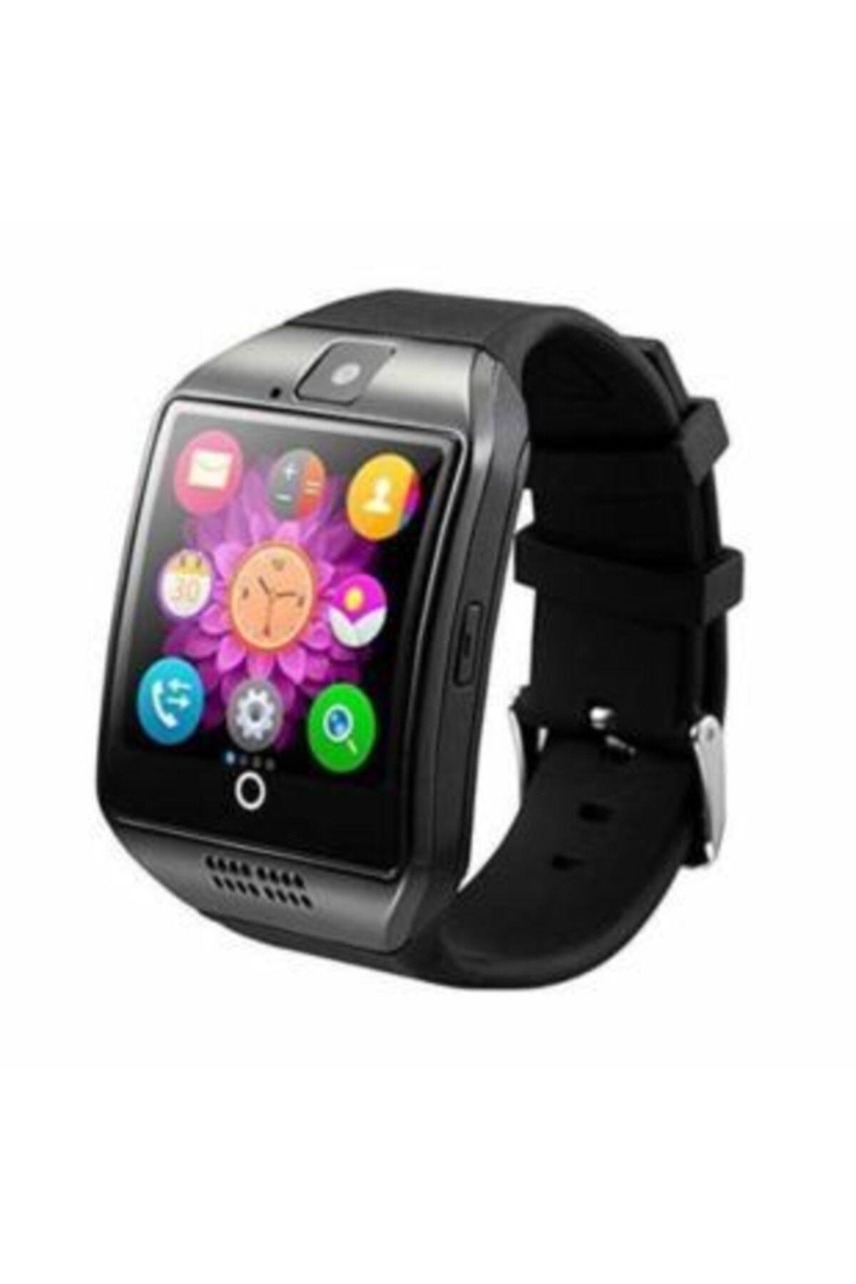 Z6 Akıllı Saat Kameralı Konuşma Garantili Sim Kartlı Bluetooth
