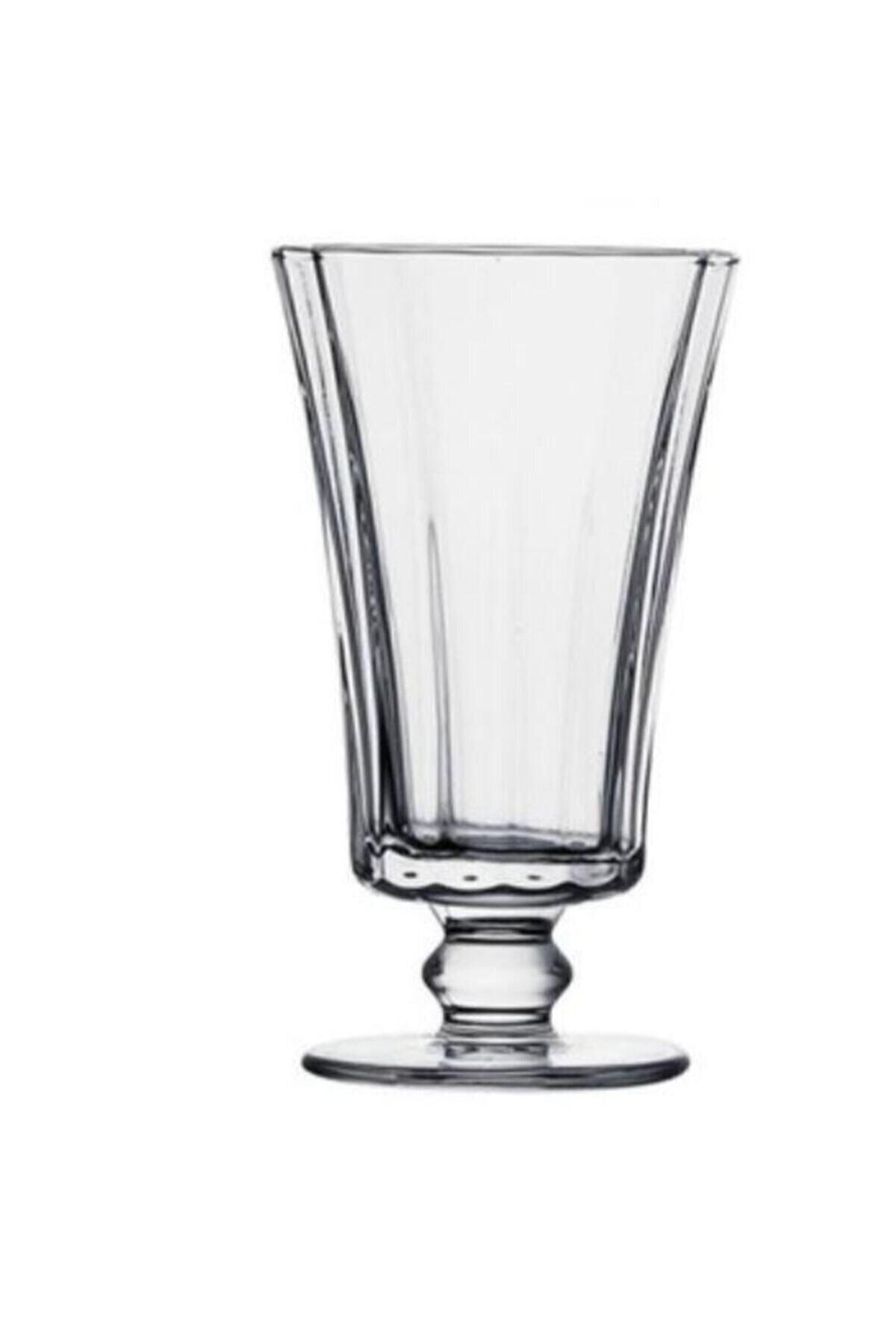 Garnet 6 Lı Cam Kahve Yanı Bardak