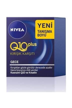 Nivea Q10 Power Kırışık Karşıtı Gece Kremi 20 Ml 4005900393104 0