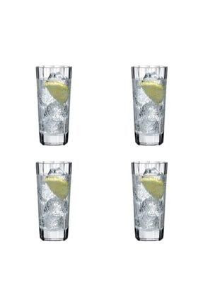Paşabahçe Nude Kristal Hemingway 4 Lü Uzun Kokteyl Bardağı Seti 310 Cc 0