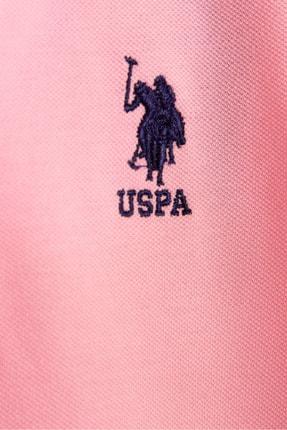 US Polo Assn Pembe Erkek Cocuk T-Shirt 2